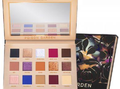 Cosmetici Nabla paleta de farduri - Poison Garden Eyeshadow Palette